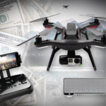 3DR Drone, GoPro, Cash & Storage Giveaway
