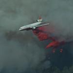 Bozeman Forest Fire Phantom VEO 990s 4k 1000fps