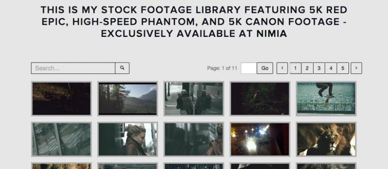 Embed Library screenshot